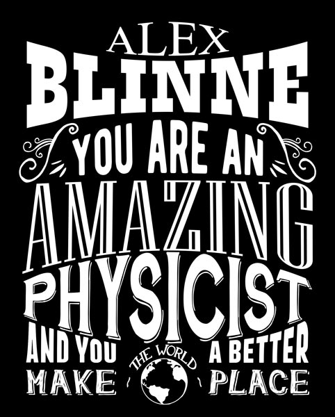 physicist gift